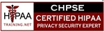 Certified HIPAA Privacy Security Expert (CHPSE) Online Training and Certification Test