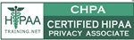 Certified HIPAA Privacy Associate (CHPA) Online Training and Certification