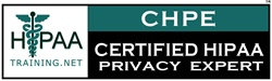 Certified HIPAA Privacy Expert (CHPE) Online Training and Certification Test