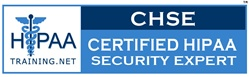 Certified HIPAA Security Expert (CHSE) Certification Exam