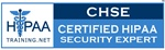 Certified HIPAA Security Expert (CHSE) Online Training and Certification Test